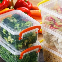 Polystyrene Plastic for Food Containers