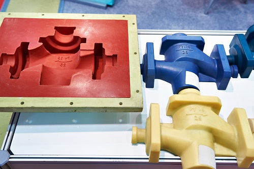 Molded Plastic Components for Construction