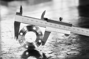 Caliper Measuring OEM Part