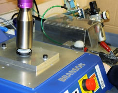 Sonic Welding Machine
