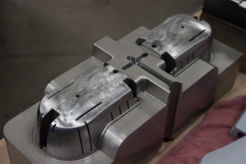Precision Machined Molds