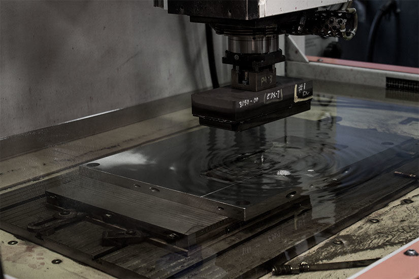 EDM Machinery for Manufacturing | Charmille CNC Electrical Discharge