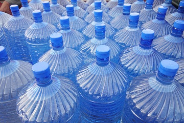 Plastic Water Bottle Manufacturing